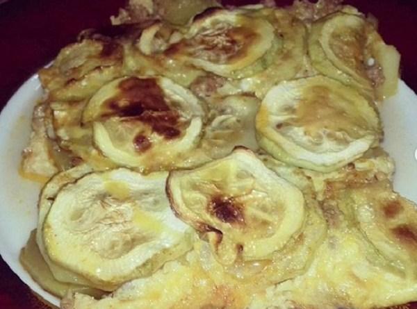 Zucchini Moussaka- Paleo, Low-Carb & Dairy-Free Recipe
