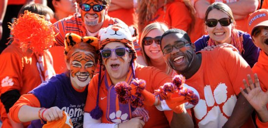 5 reasons I chose to make Clemson University my home!
