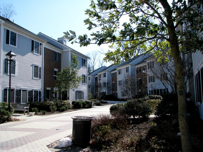 Image result for Townhouses tcnj