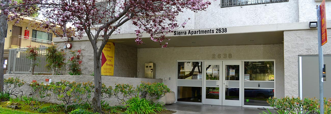 Sierra   USC Housing on Sierra College Dorms  id=16613