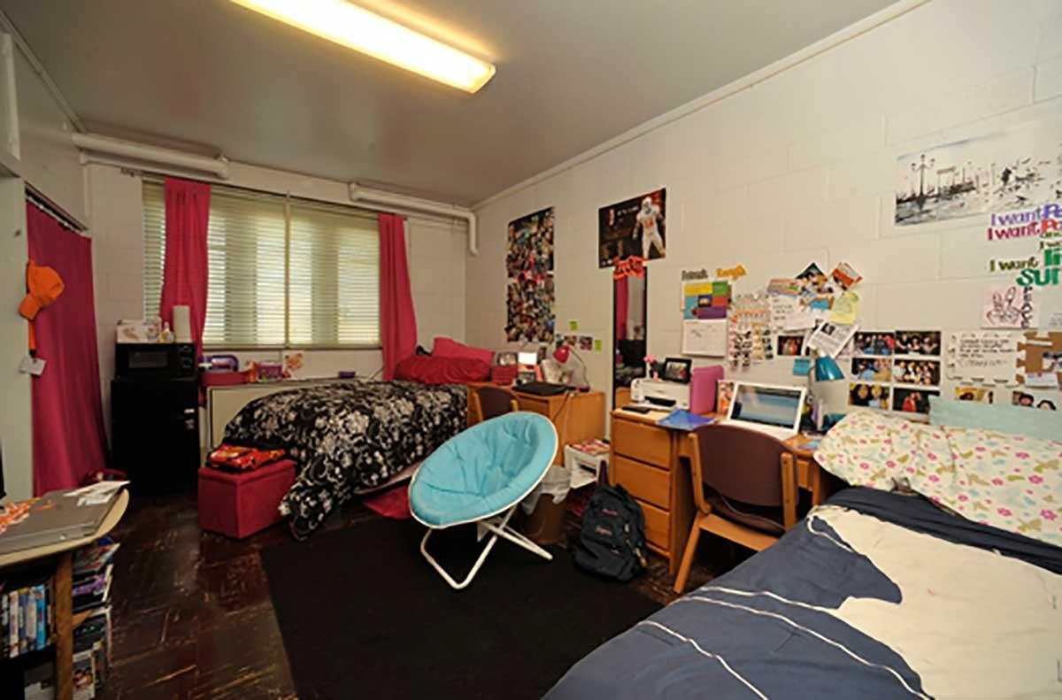 Massey Hall University Housing