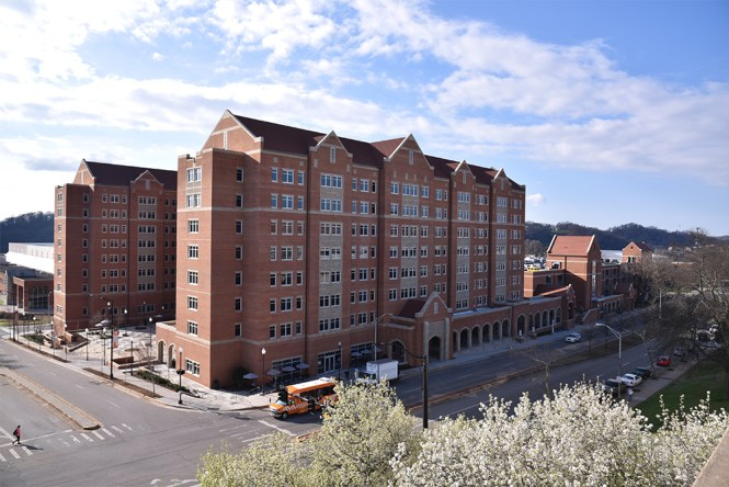 Stokely Hall University Housing