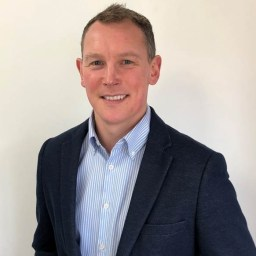 A promo photo of Steve Alcock, Torus' new director of developments and sales.