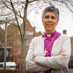Dr Guli Francis-Dehqani, the Church of England's first bishop for housing.