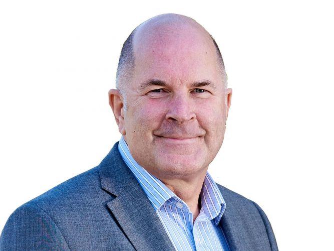 Ken Taylor, EN: Able Communities' new chair.