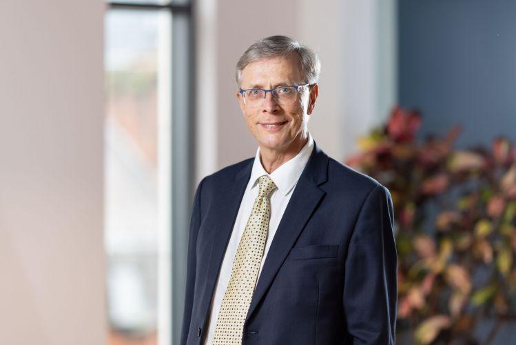 Tim Johnston, board elect of 35,000-home North West landlord Onward Homes.