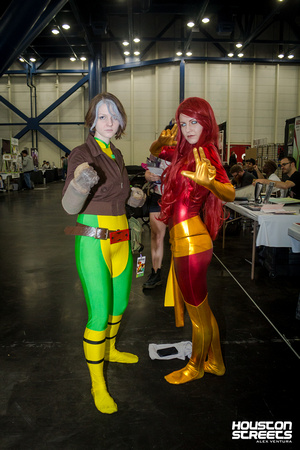 Advent Works: Comicpalooza 2013 &emdash;