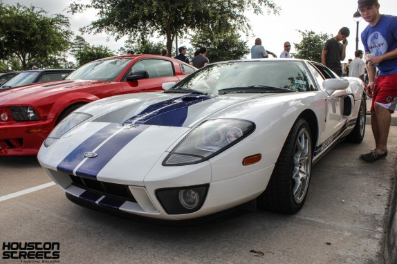 My dream car: The Ford GT.