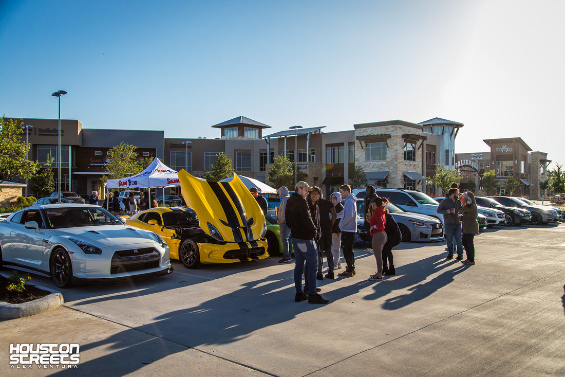 Towne Lake Cars and Coffee April 2018