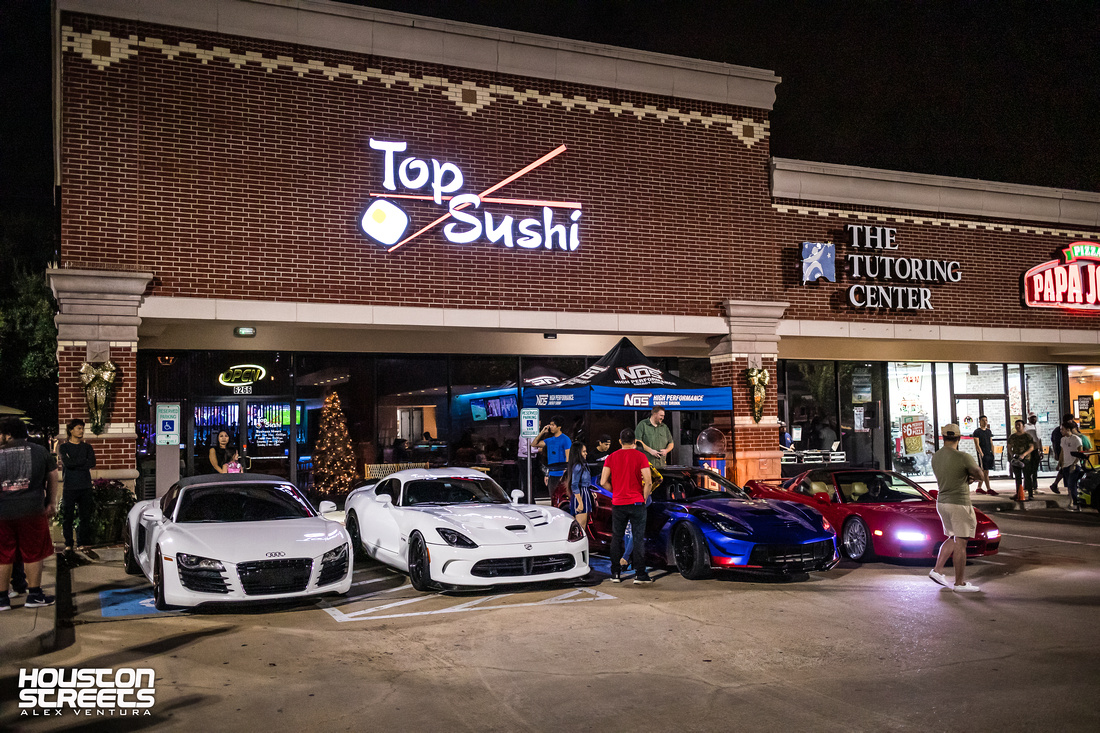 Eat, Sleep, Car Meet HIN Pre-Meet December 2019