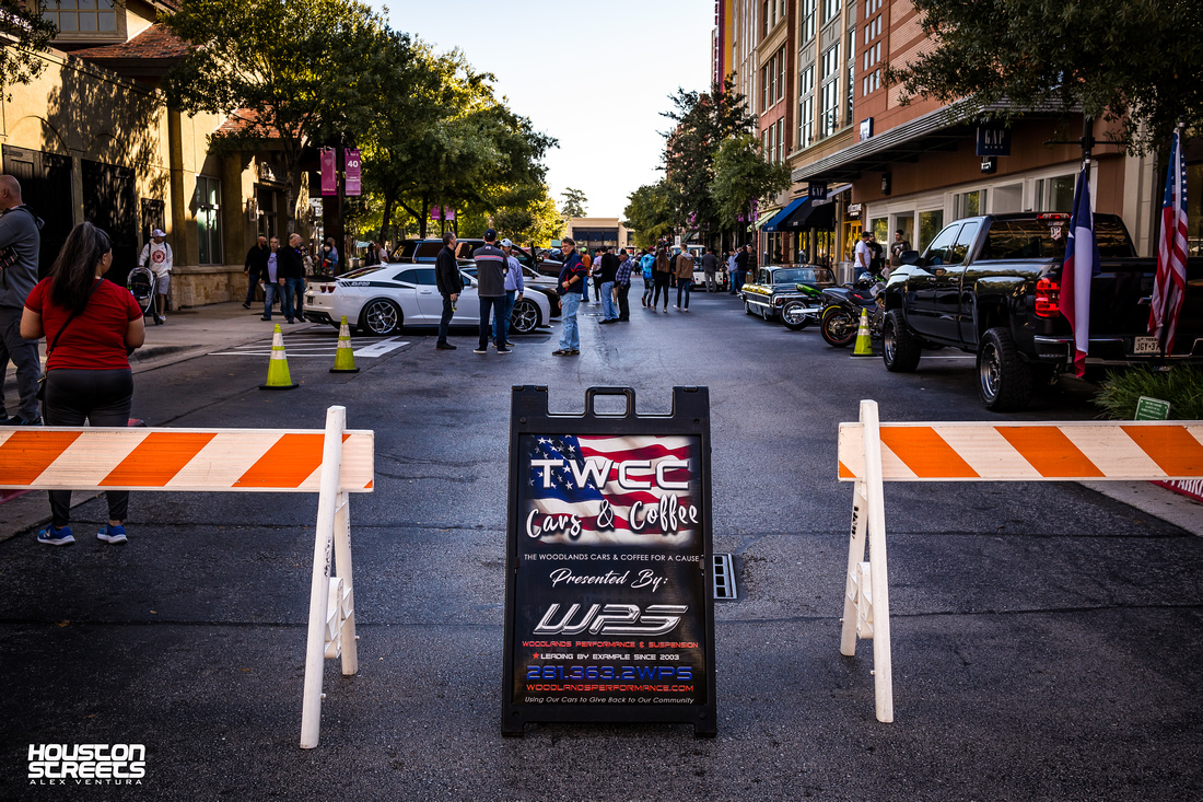 The Woodlands Cars and Coffee for a Cause November 2020