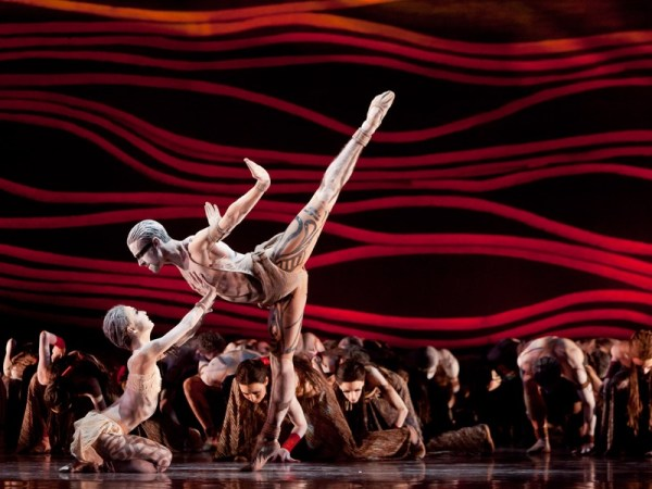 Slideshow: A well-deserved standing O: Houston Ballet's ...