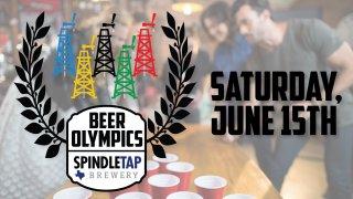 SpindleTap BeerOlympics