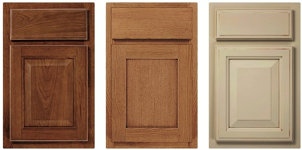 Traditional Overlay Cabinet Doors