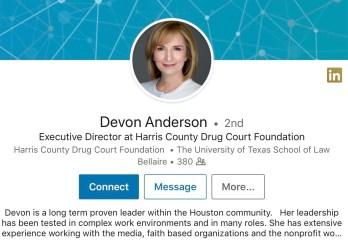 Devon Anderson Drug Court