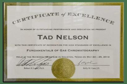 Fundamentals: Gas Chromatography
