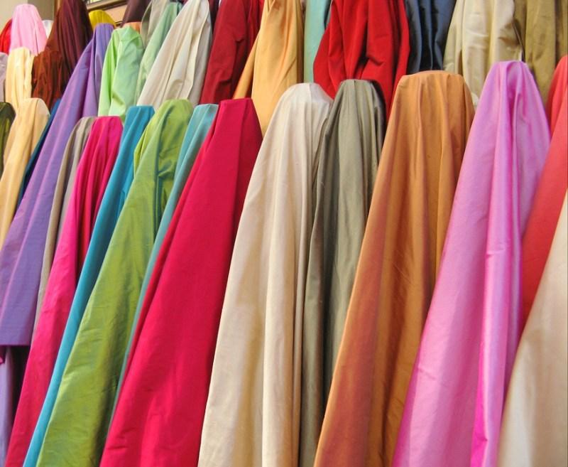 6 Most Common Types of Fabrics