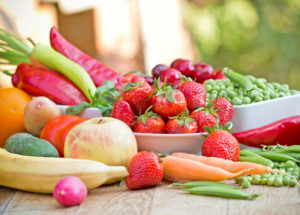 Foods for fibroids