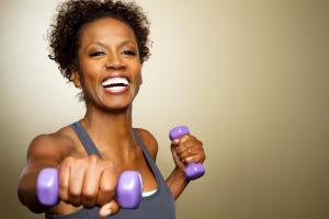 Exercise can help black women and fibroids