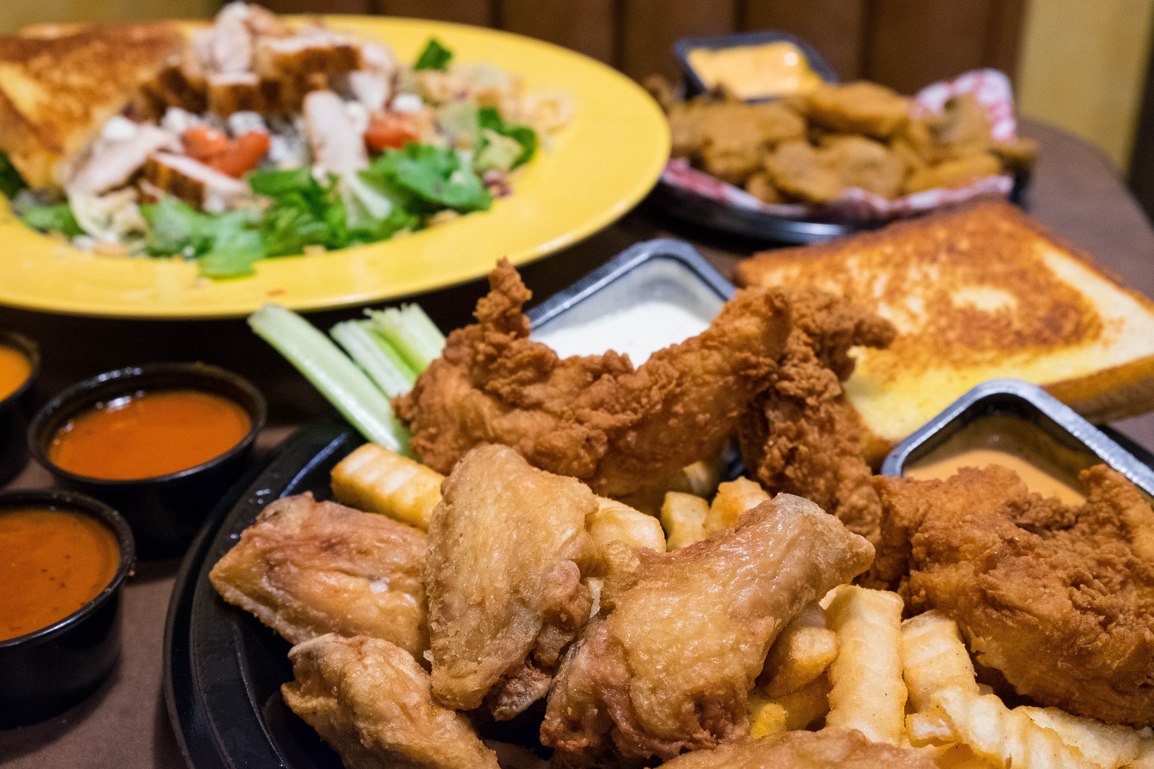 Food at Zaxby's