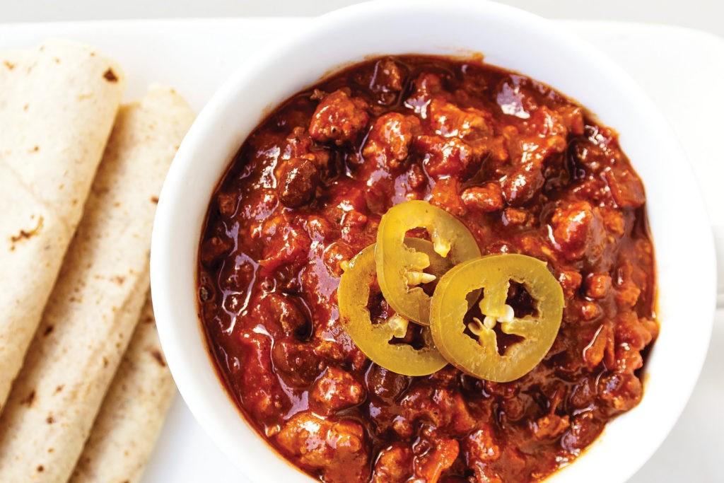 Ronnie Killen's Chili