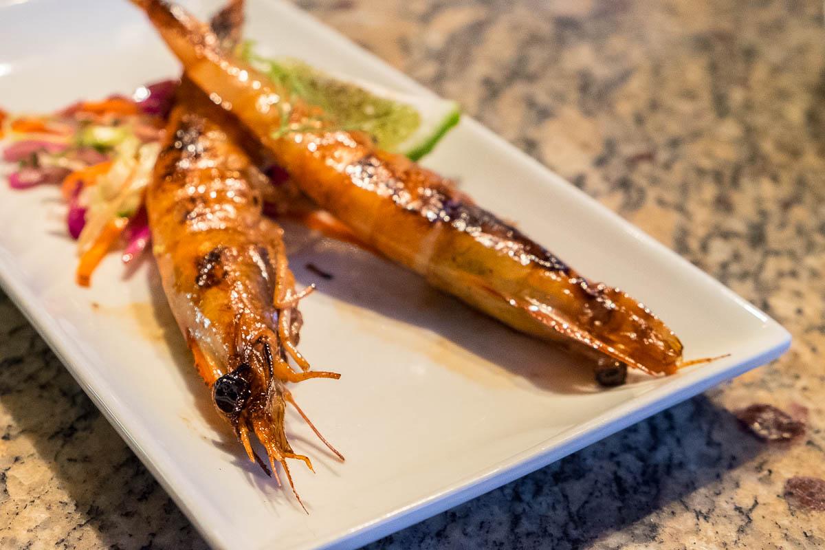 Saigon Shrimp at Lucille's