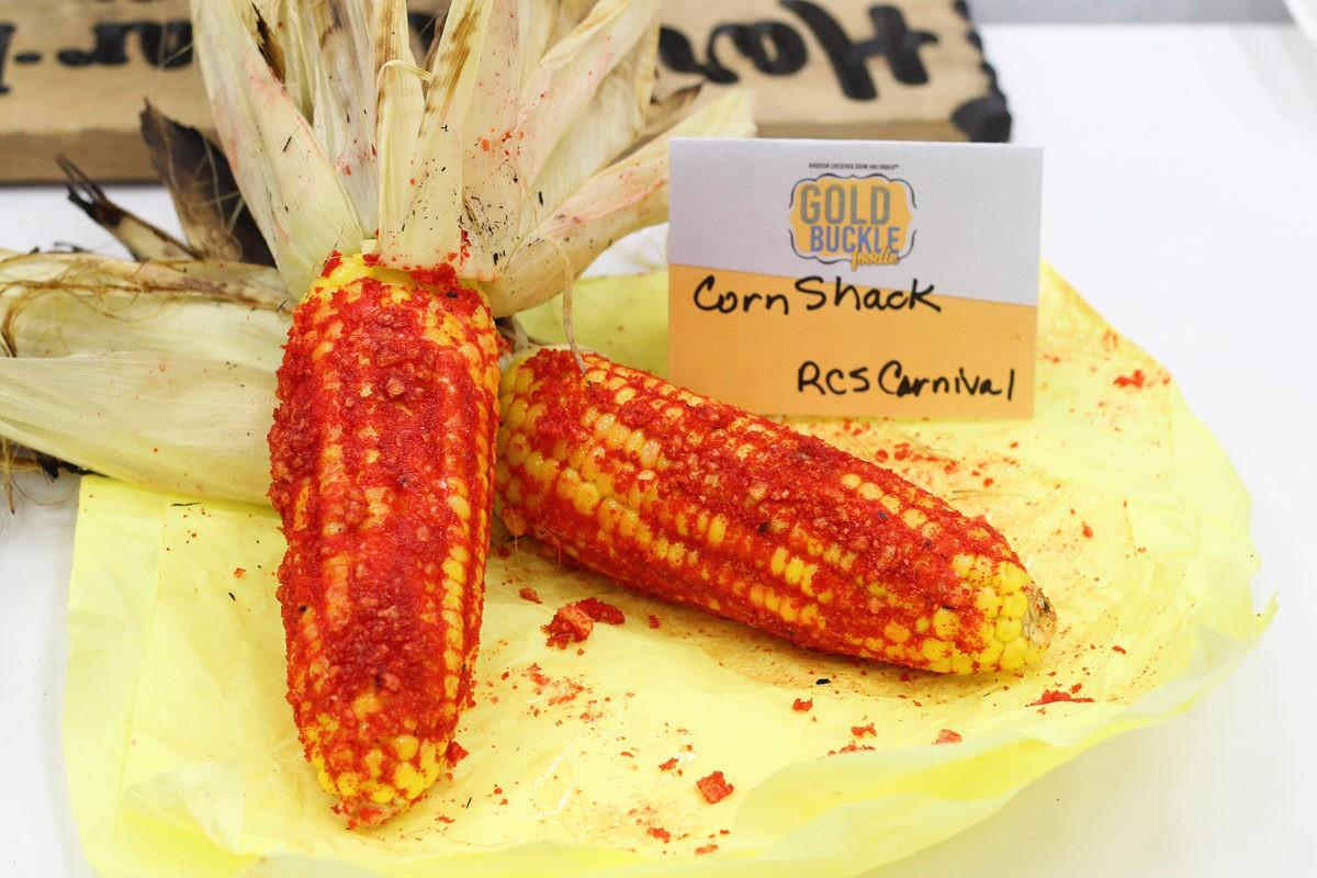 Corn Shack Flamin' Hot Cheetos Roasted Corn