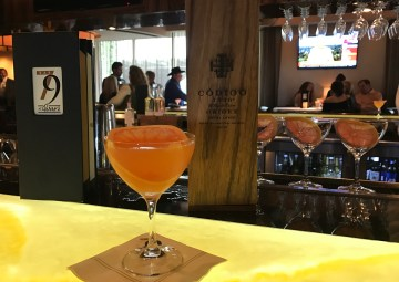 Perry's Steakhouse's 'Strait Paloma'