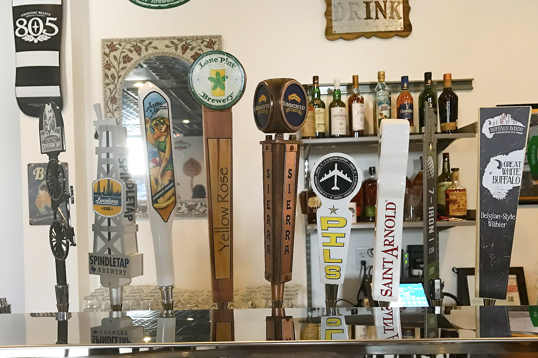 Taps at The Branch
