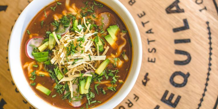 Superica tortilla soup