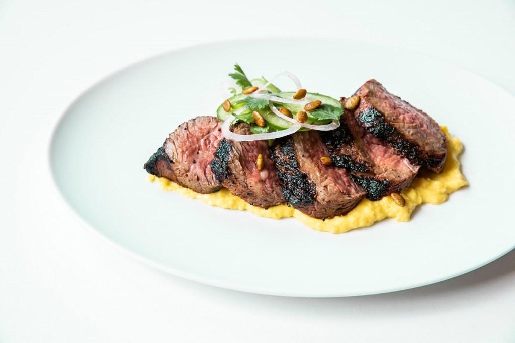 Indianola beef dish