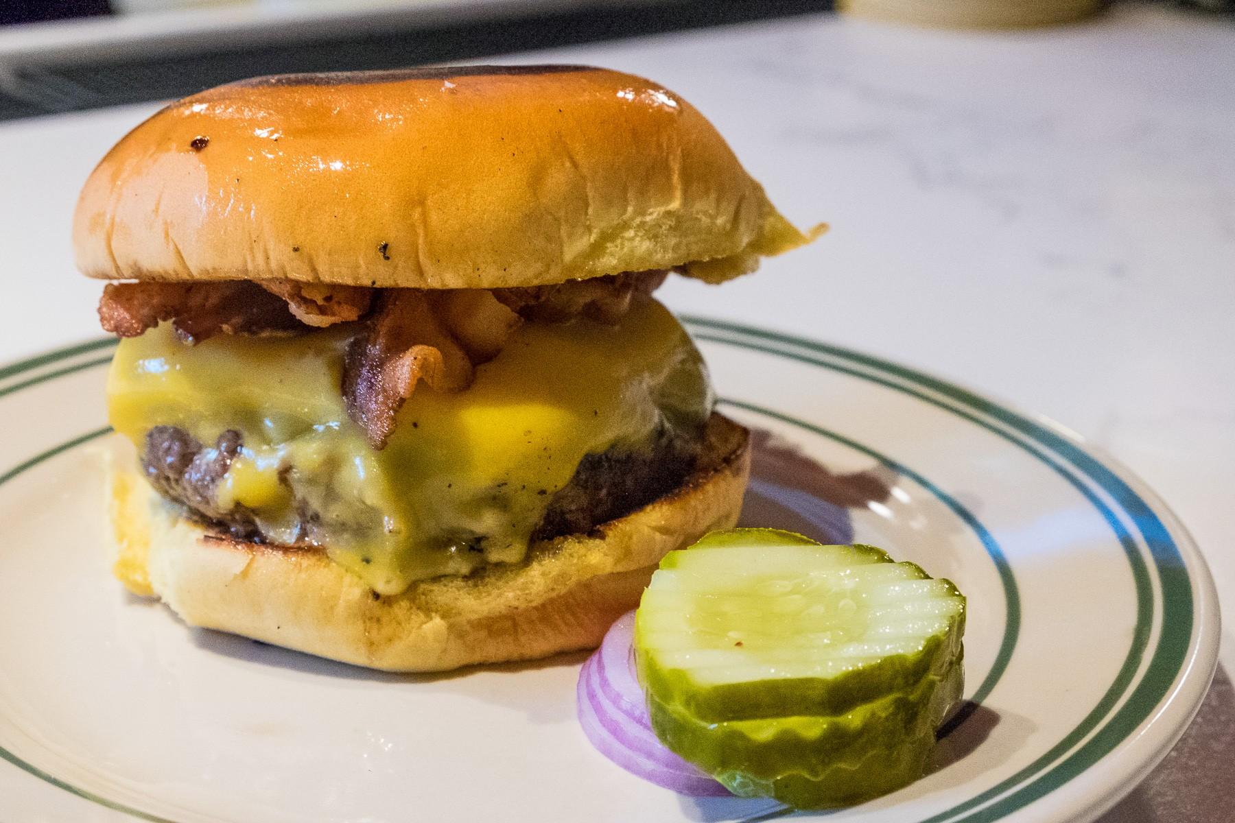 BB Lemon burger