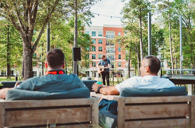 CityPlace patio