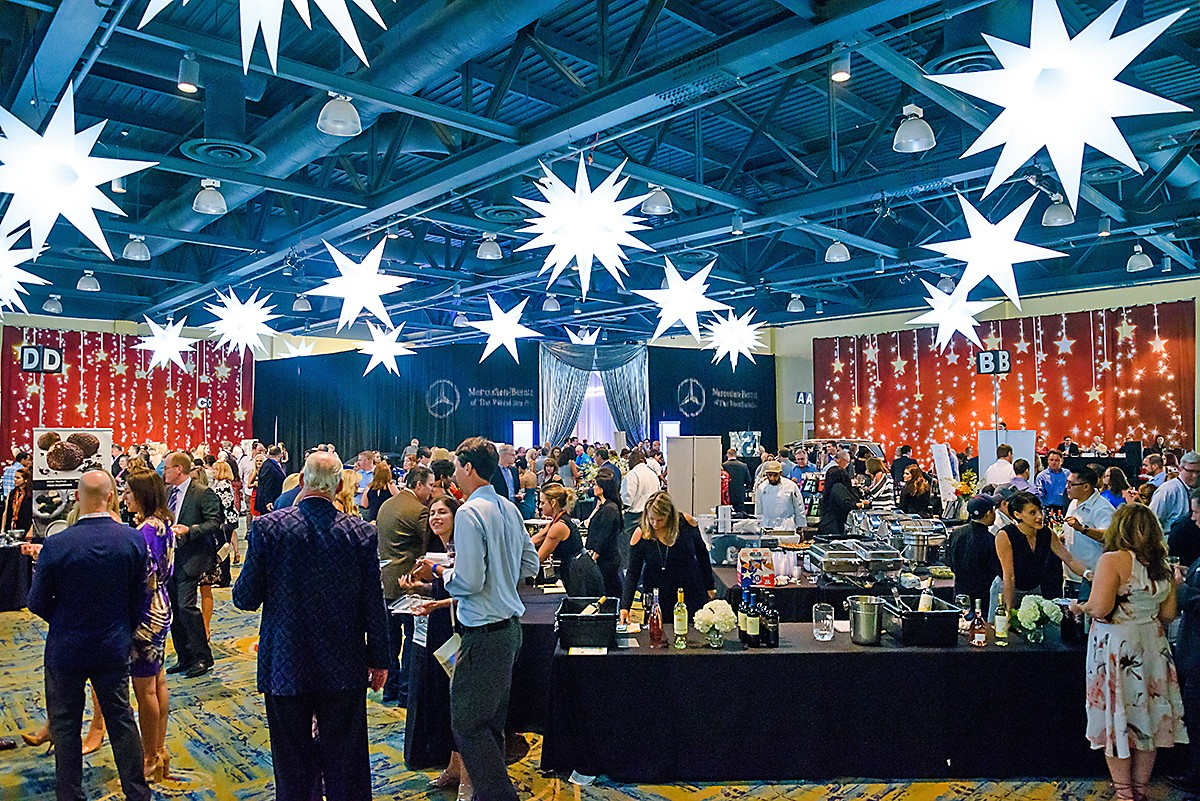 Grand Tasting in The Woodlands