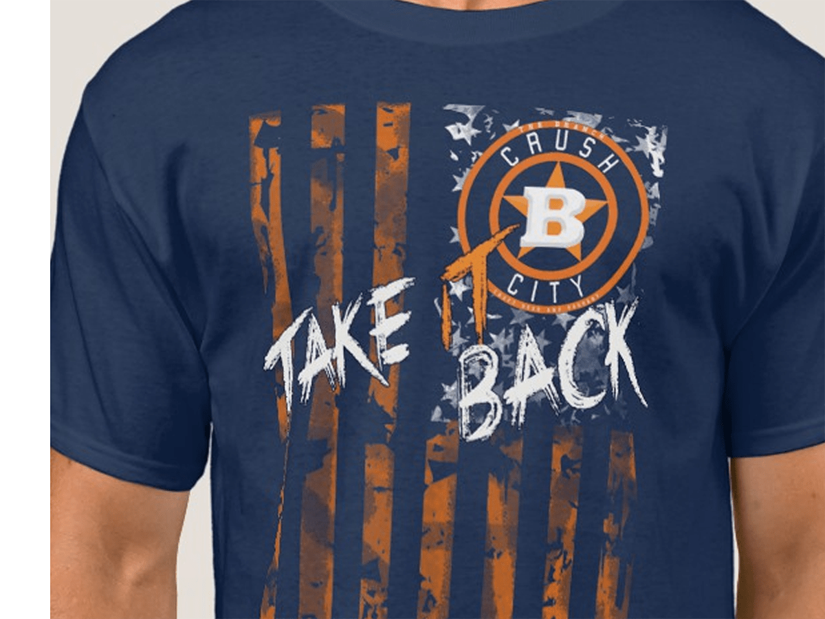 take it back shirt at The Branch