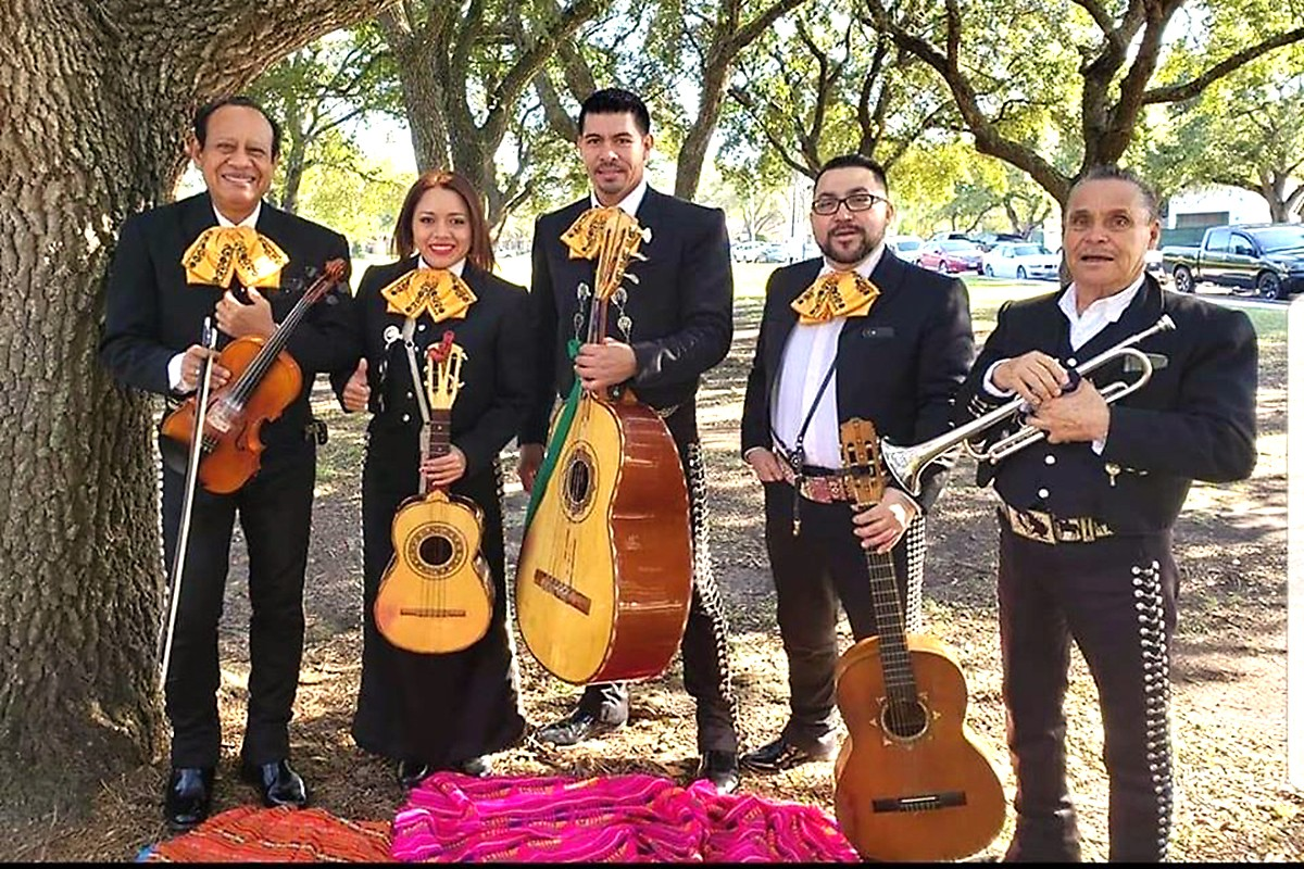 Mariachi Aguilas de Houston