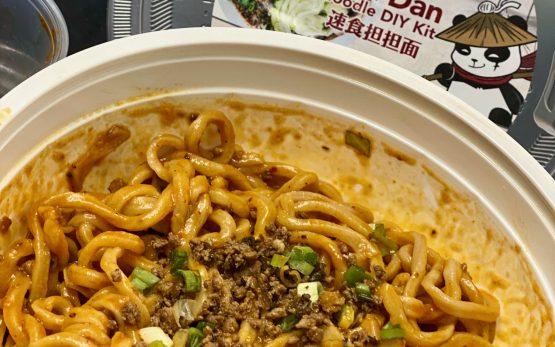 DIY Dan Dan Noodles at Mala Sichuan