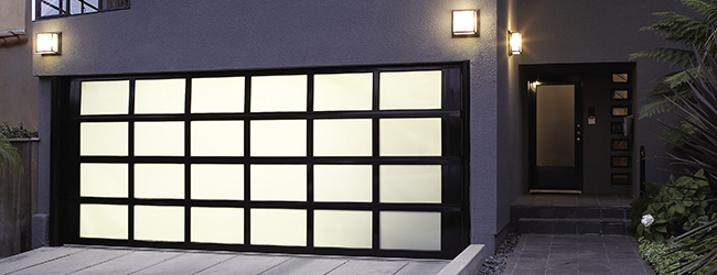 Image Result For Black Garage Doors With Glass