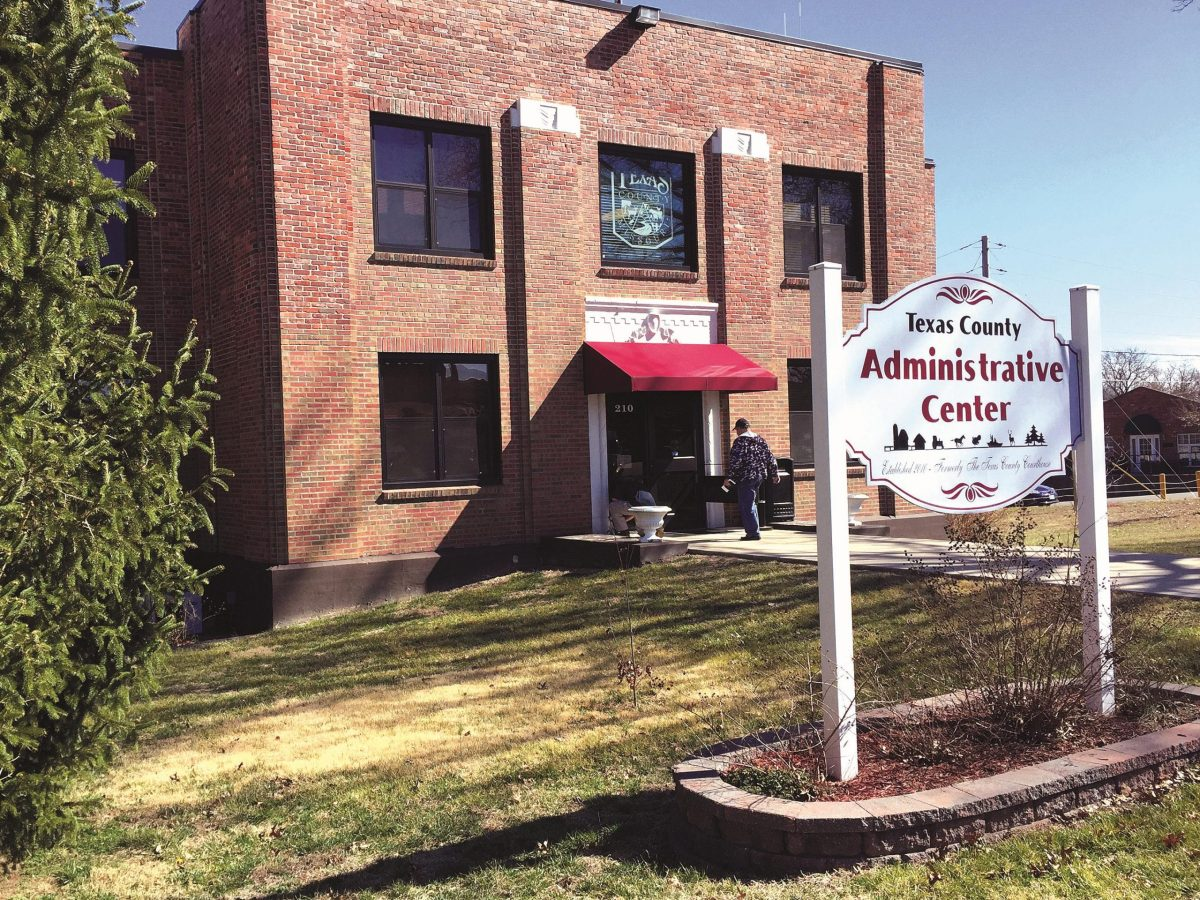 Texas County Administrative Center