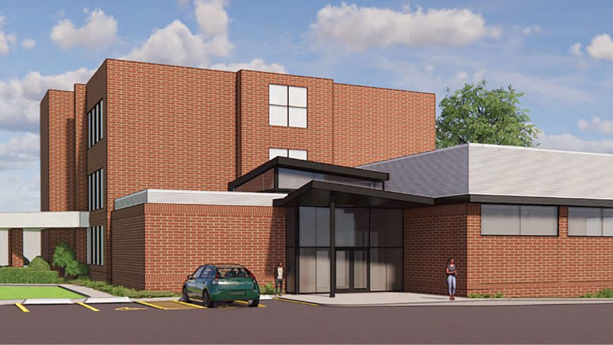 Picture of Looney Hall addition