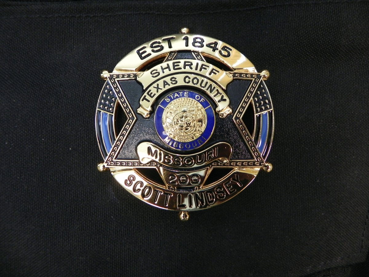 sheriff's badge picture