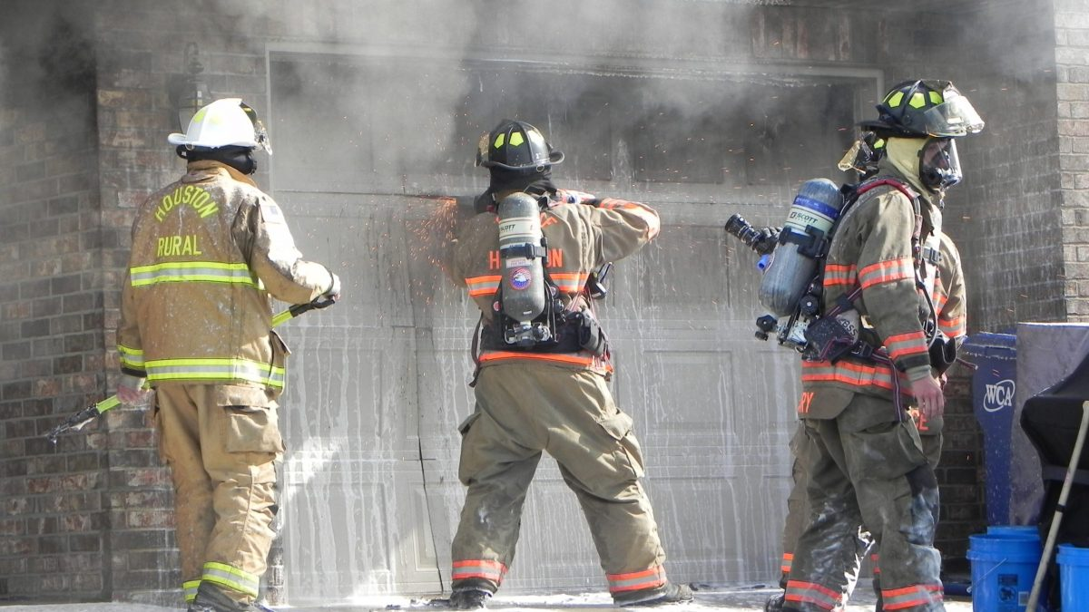 Fire call picture