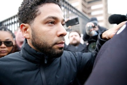 Jussie Smollett: A Wolf in Sheep's Clothing?