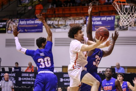 Bearkat Basketball Paving the Road to Conference Tourney