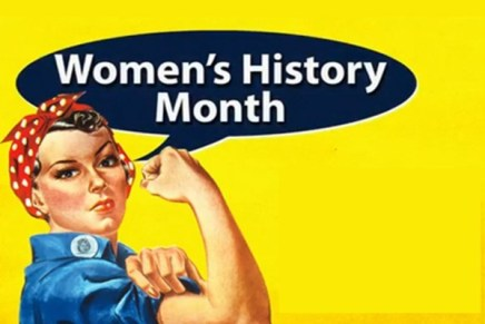 Women's History Month: We Can Do It!