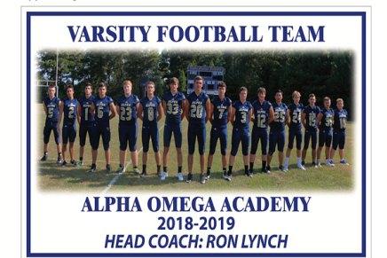 Alpha Omega fans, volunteers creates fun football atmosphere