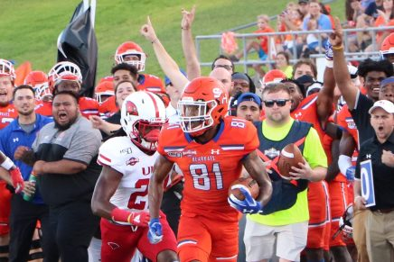 Bearkats Football Dominates UIW 45-6 in Conference Opener