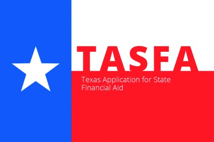 TASFA Offers Students State-Level Financial Aid