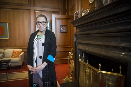 Fighting for Justice: Ruth Bader Ginsburg Leaves Big Shoes to Fill