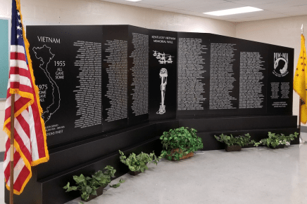City Council Gives $50k to Bring Vietnam War Memorial to Huntsville